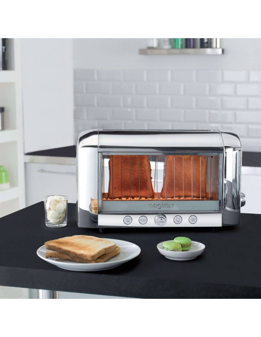 magimix vision toaster mimocook online store. Black Bedroom Furniture Sets. Home Design Ideas