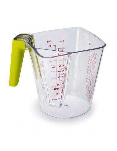 Jarro de medição 2-em-1