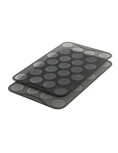 Mastrad Baking Sheets Small Macarons Set of 2