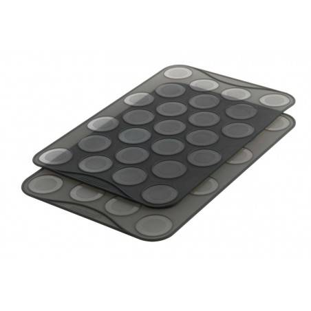 Mastrad Baking Sheets Small Macarons Set of 2 - Mimocook