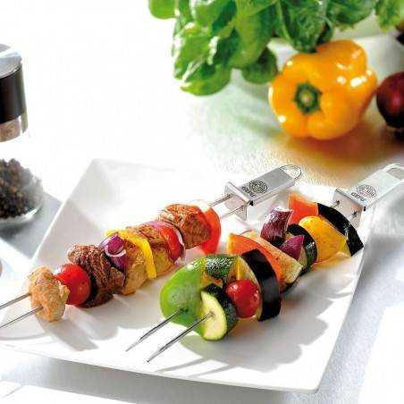 Gefu Barbecue Skewers 2 piece set TWINCO - Mimocook