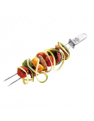 Gefu Barbecue Skewers 2 piece set TWINCO