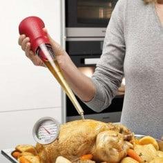 Seringa e termómetro ThermoBaste™