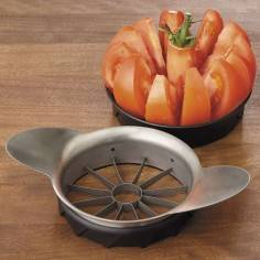 Gefu POMO Tomato and Apple Slicer