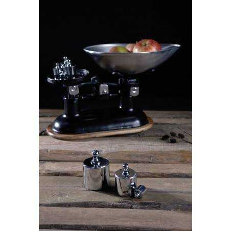 Kitchen Craft Natural Elements Traditional Balance Scales - Mimocook