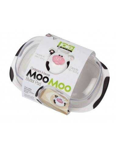 Joie MSC Moo Moo Butter dish - Mimocook