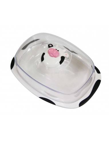 Joie MSC Moo Moo Butter dish