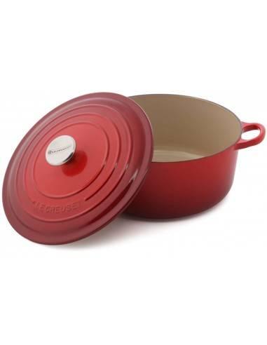 Le Creuset Cocotte Cast Iron Round...