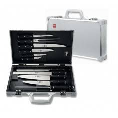 ICEL Technik Chefs attache case-15 Pieces