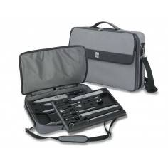 ICEL Technik Chefs attache case 15 pieces