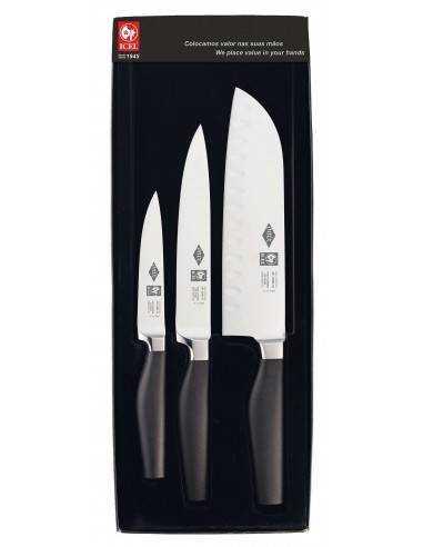Conjunto de facas - Onix