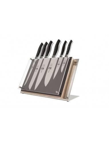 ICEL Douro Gourmet 6 Knife block
