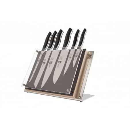 ICEL Douro Gourmet 6 Knife block - Mimocook