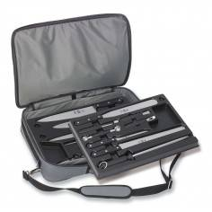 ICEL Technik Chefs attache case 15 pieces - Mimocook
