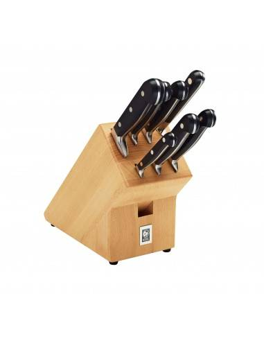 ICEL Maitre 7 pieces knife blocks