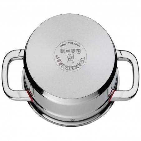 WMF Premium One Stock Pot with Lid - Mimocook