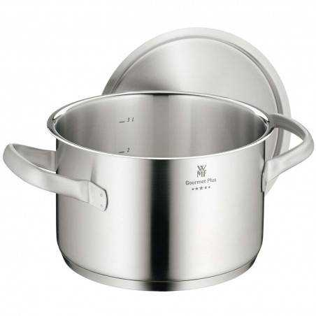WMF Gourmet Plus stock pot with lid - Mimocook
