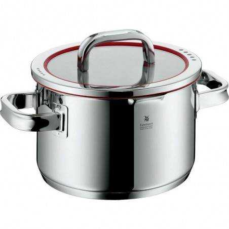 WMF Function 4 Stock Pot with Lid - Mimocook