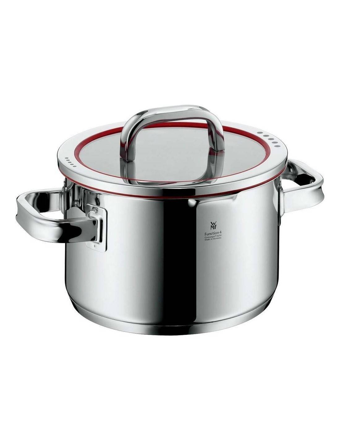 wmf function 4 stock pot with lid mimocook online store. Black Bedroom Furniture Sets. Home Design Ideas
