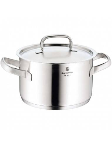WMF Gourmet Plus stock pot with lid