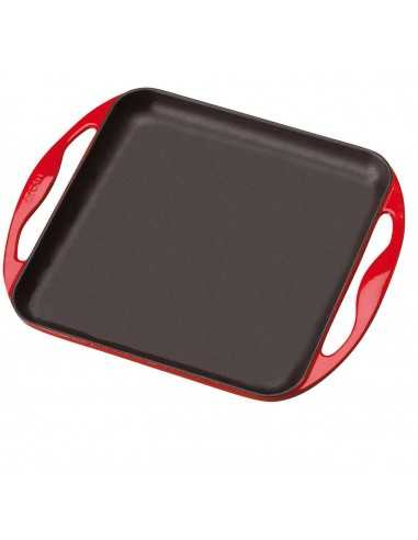 Le Creuset Grill Pan Square Cast Iron