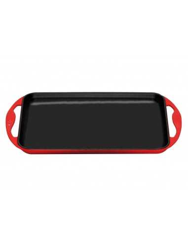 Le Creuset Grill Tray Rectangular Cast Iron