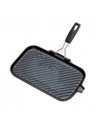 Grelhador rectangular 36x20cm Le Creuset
