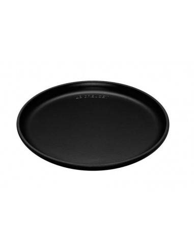 Le Creuset round plate cast iron