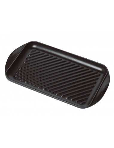 Le Creuset Grill Pan XL with ridges