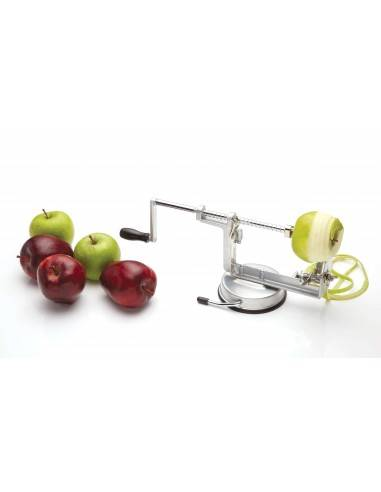 Kitchen Craft Deluxe Apple Corer and Peeler