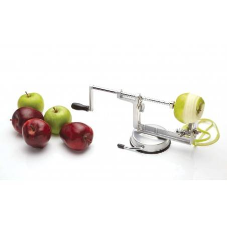 Kitchen Craft Deluxe Apple Corer and Peeler - Mimocook