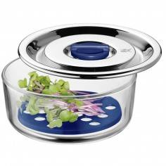 WMF Top Serve Storage and Serving Container with Drainage Grille