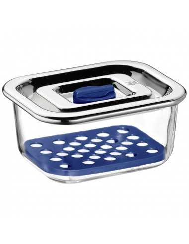 WMF Top Serve Storage and Serving Box with Draining Grid