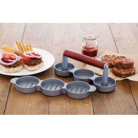 Kitchen Craft Home Made Mini Burger Press - Mimocook