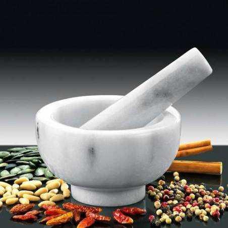 Kuchenprofi mortar marble - Mimocook