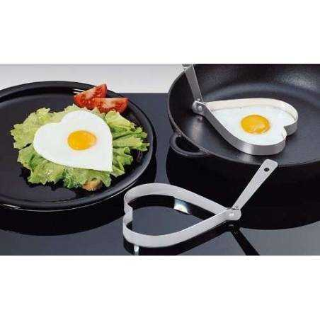 Kuchenprofi egg ring heart - Mimocook