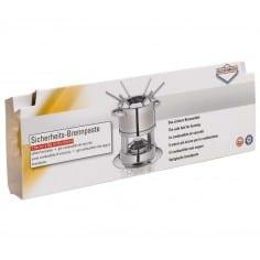 Gel combustível de segurança conjunto 3 Kuchenprofi