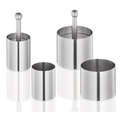Conjunto 4 aros modeladores Kuchenprofi