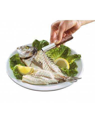 Pinça para espinhas de peixe Kuchenprofi