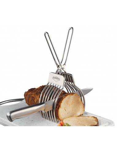 Kuchenprofi roast tongs holder