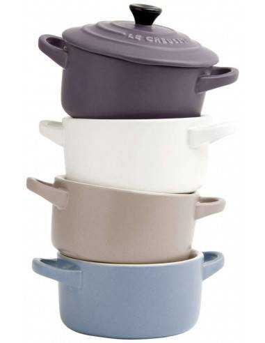 Le Creuset  Set of 4 Mini Casserole...