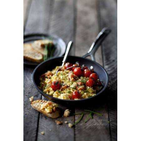 Le Creuset Toughened Non-Stick Shallow Frying Pan - Mimocook