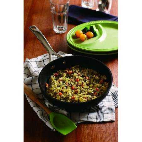 Le Creuset Toughened Non-Stick Deep Frying Pan - Mimocook