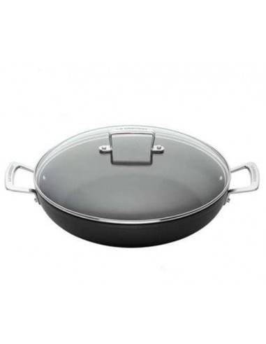 Le Creuset Toughened Non-Stick Shallow Casserole - Mimocook