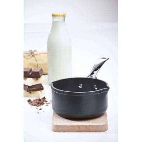 Le Creuset Toughened Non-Stick Milk Pan - Mimocook