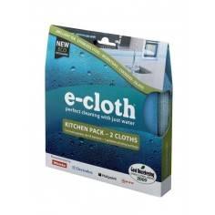 E-Cloth Kitchen Pack 2 Cloths