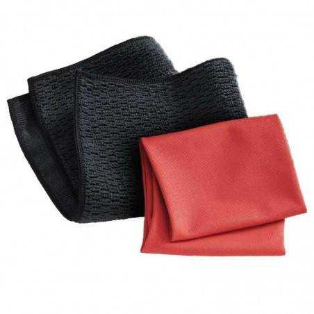 E-Cloth Granite Pack 2 Cloths - Mimocook