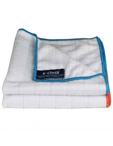 Pack de 2 panos para bancada e loiça E-Cloth - Mimocook