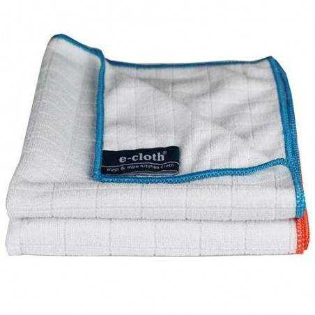 E-Cloth 2 Wash and Whipe Kitchen Cloths - Mimocook