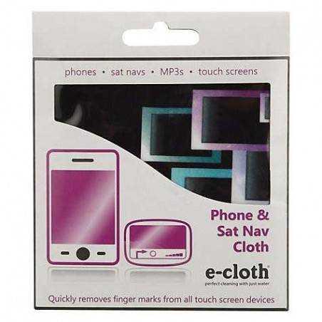 E-Cloth Phone & Sat Nav Cloth - Mimocook
